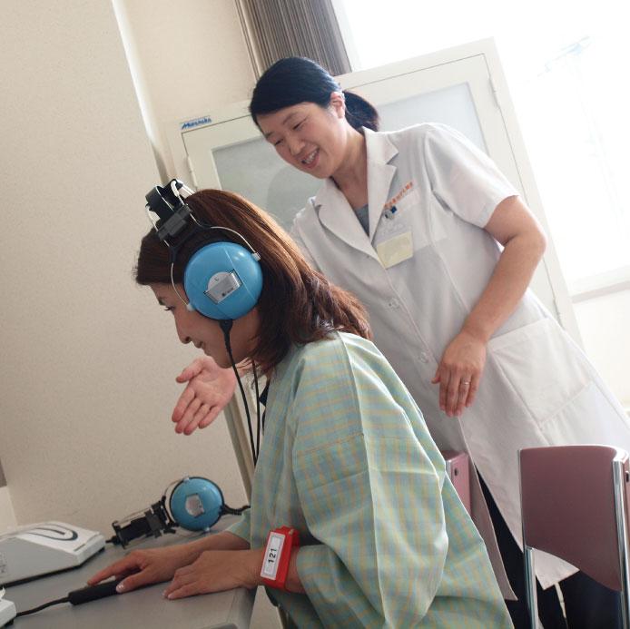 6.聴力検査